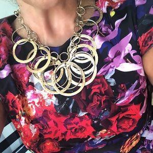 Statement necklace - stunning piece!